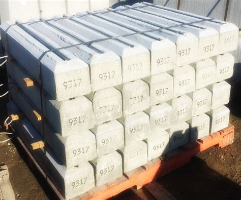 Concrete Sleeper Sizes by Precast Concrete Sleeper 9317 Lafarge Precast Edmonton