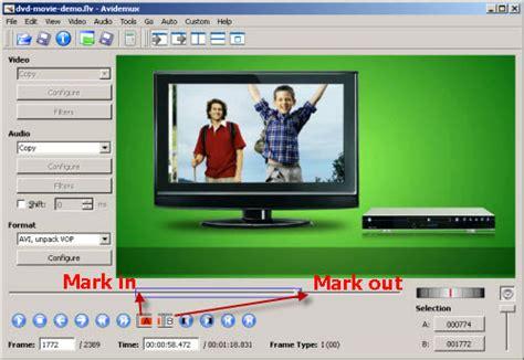 tutorial edit video dengan avidemux avidemux comment faire pour utiliser avidemux d 233 diter