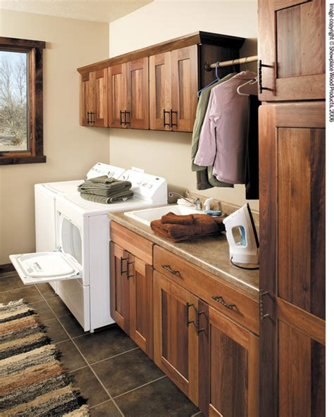 Showplace Cabinets Laundry Room Traditional Laundry Laundry Room Cabinets For Sale
