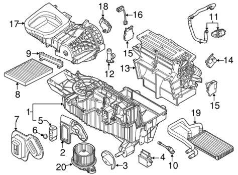 ford flex blend door actuator replacement