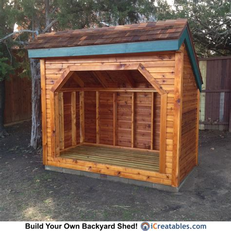 Shady Sheds by Icreatables Shed Plans And Home Improvement Solutions