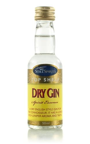 Best Top Shelf Gin by Still Spirits Top Shelf Gin Flavoring