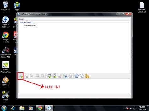 membuat file iso dengan daemon tools pro cara mount iso file dengan daemon tools