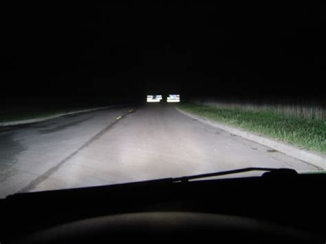 Lu Projector Xeon post pics of your hid cutoff and beam pattern hidplanet the official automotive lighting forum
