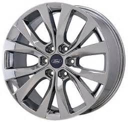 Truck Wheels 2016 20 Quot Ford F150 King Ranch Truck Pvd Chrome Wheel