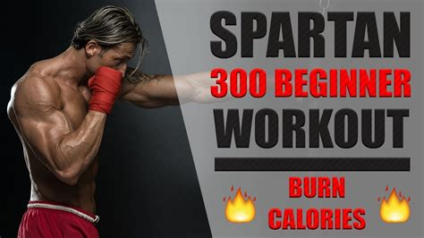 day 1 30 minute at home strength workout spartan 300