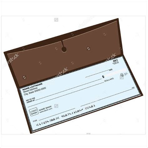 31 Blank Check Templates Free Premium Templates Bank Check Template