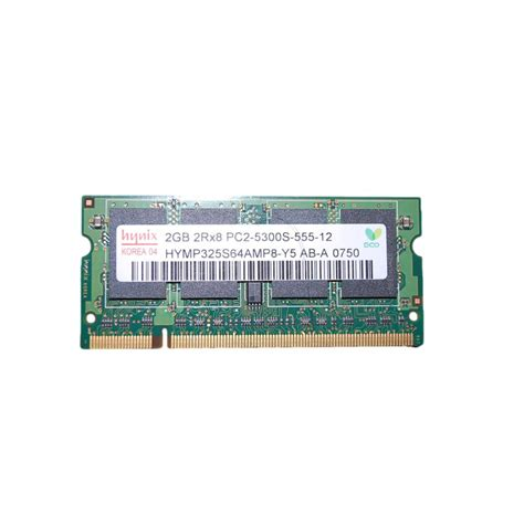 Ram Laptop Hynix hynix 2 gb 2rx8 pc2 5300s 555 12