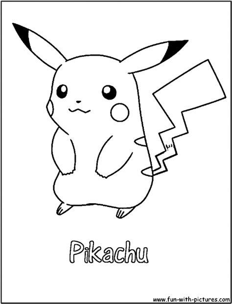 dibujos pikachu para dibujar imprimir colorear y dibujos de pikachu para colorear colorear im 225 genes