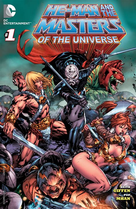 of he and the masters of the universe he and the masters of the universe vol 2 1 dc