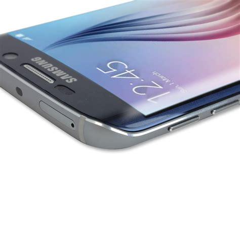 Screen Guard Samsung Galaxy S6 Edge Set Original Glare skinomi techskin samsung galaxy s6 edge screen protector