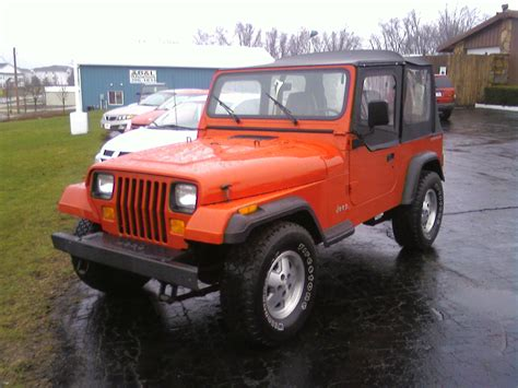 1987 Jeep Yj Value 1987 Jeep Wrangler Pictures Cargurus