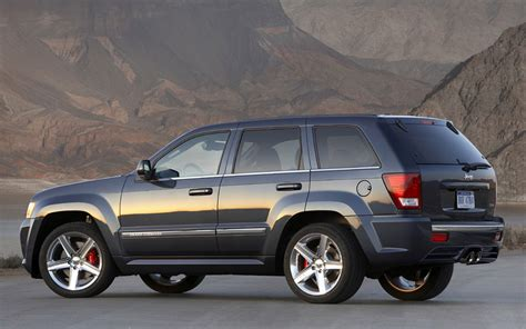 2006 Jeep Srt8 Specs 2006 Jeep Grand Srt8 Wk Specifications Photo