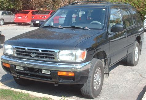 1998 Nissan Pathfinder Information And Photos Momentcar
