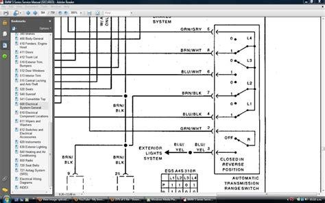 5236 Valve Matic Bmw E36 5l40e transmission wiring diagram 5l40e free engine image for user manual