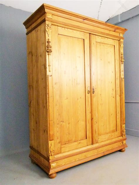 antique pine armoire charming antique pine french armoire antiques atlas