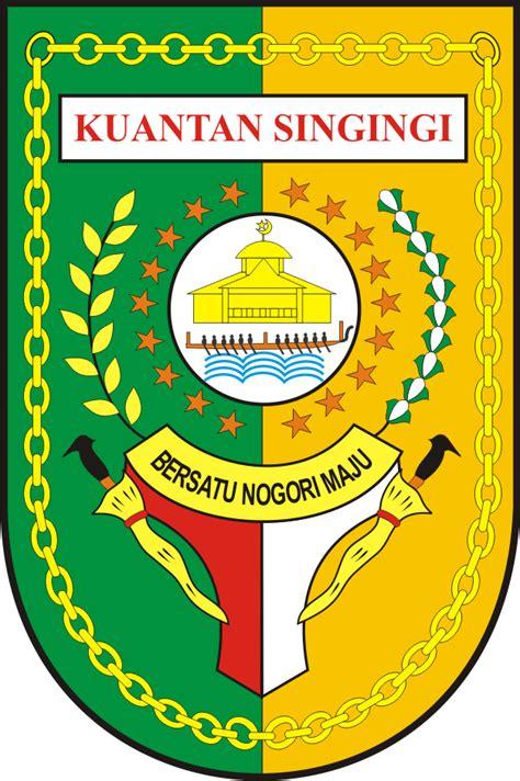 makna logo pemerintah kabupaten kuantan singingi