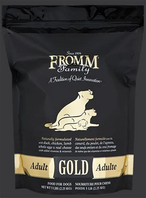 fromm puppy food where to buy gold food fromm family foods