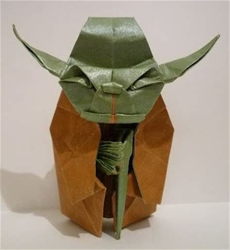Great Origami - origami origami yoda and happy wars day on