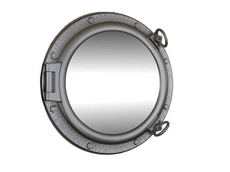 porthole mirror buy silver finish porthole mirror 20 inch wholesale