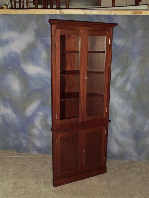 corner cabinet schanz furniture and refinishing