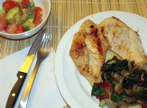 21 Day Sugar Detox Chicken Salad by Food Diary Garlic Lemon Chicken Rainbow Chard And