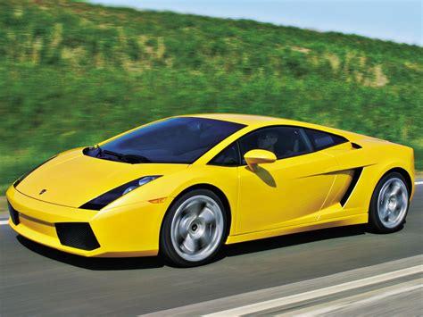 lamborghini gallardo spyder yellow cool car wallpapers