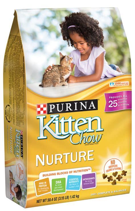 purina chow reviews kitten food purina 174 kitten chow 174 nurturing formula
