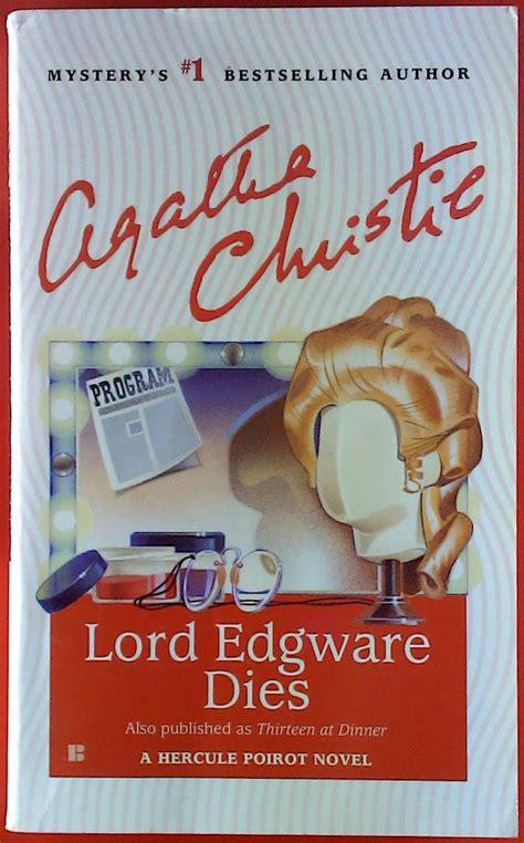 0008164851 lord edgware dies poirot lord edgware dies von agatha christie zvab