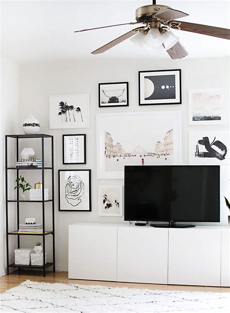 how to gallery wall how to hang a gallery wall homey oh my