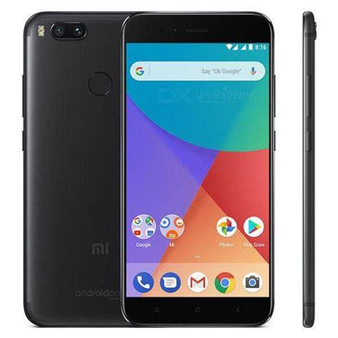 Hp Xiaomi Di Electronic City xiaomi mi a1 android 7 1 2 4g phone w 4gb ram 64gb rom black free shipping dealextreme