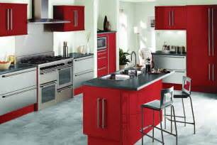Kitchen Design Red High Quality Interior Design Red Kitchen Ideas