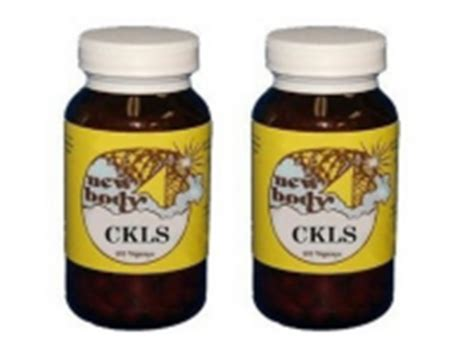 Ckls Detox by Purchase Ckls Herbal Formula 2 Bottles For 44 99 Ckls 101