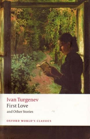 themes in first love by ivan turgenev the reading life first love by ivan turgenev 1860