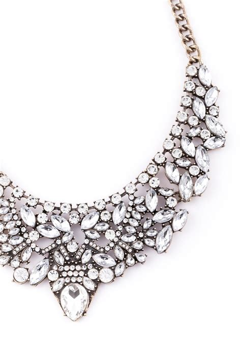 Vintage Glam Animal Necklaces by Vintage Statement Necklace Happiness Boutique
