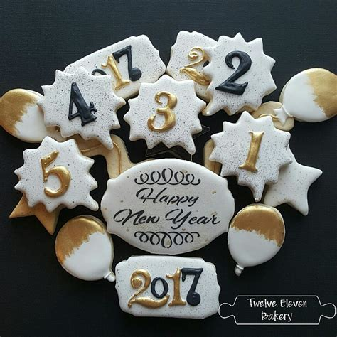 new year cookies 2017 new years 2017 cookie connection