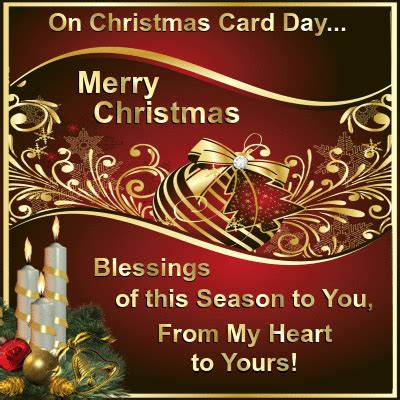 blessings   season  christmas card day ecards