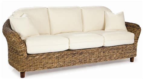 seagrass loveseat wicker patio furniture sets clearance