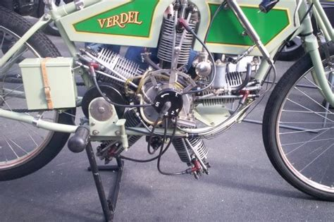 verdel radial engine motorcycle video auto car