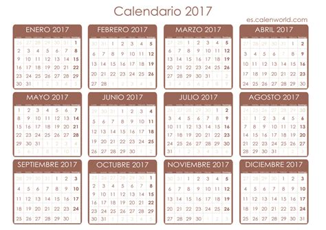 almanaque 2017 para imprimir calendario anual 2017 para imprimir related keywords