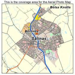where is salinas california on the map of california aerial photography map of salinas ca california