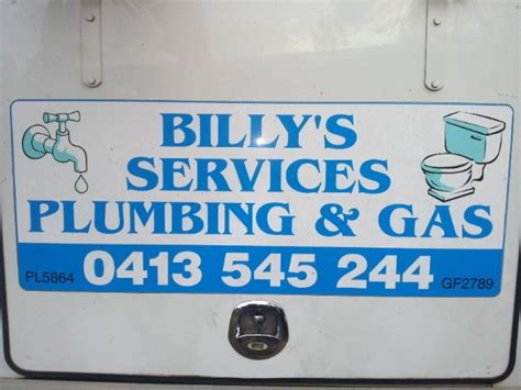 Billy Plumbing by Billys Services Plumbing And Gas In Balingup Wa Plumbing