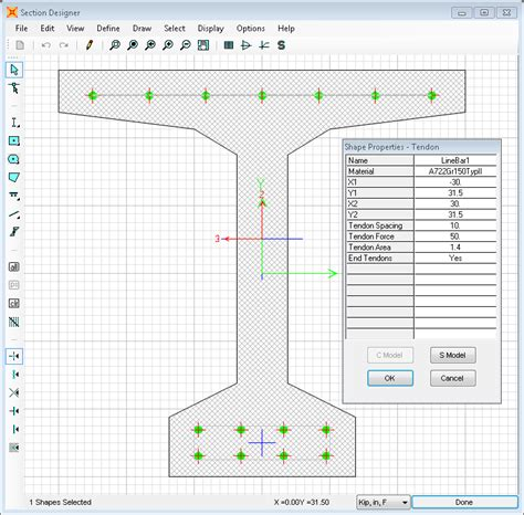 sap2000 section designer sap2000 enhancements integrated structural analysis and