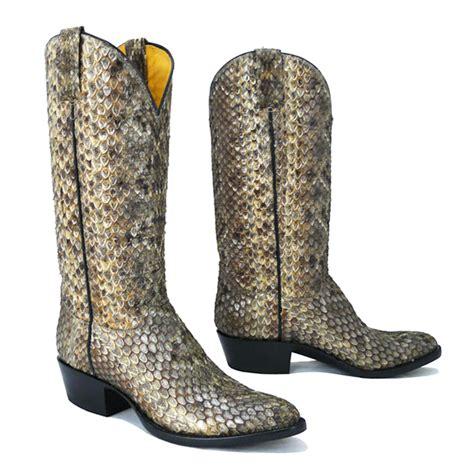 rattlesnake boots rattlesnake caboots custom cowboy boots