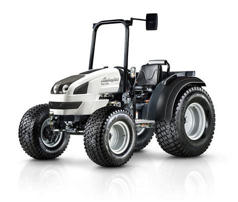 Lamborghini Tractors by Lamborghini Ego The New Frontier Of Compact Tractors