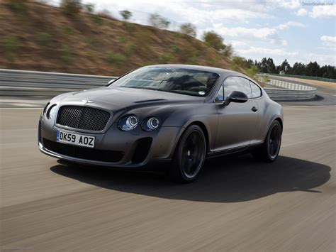 bentley continental 2010 more pics 2010 bentley continental supersports