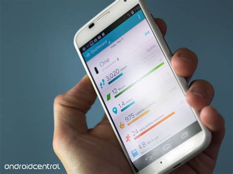 does fitbit work with android fitbit redesign makes your exercises look better at least in data form android central
