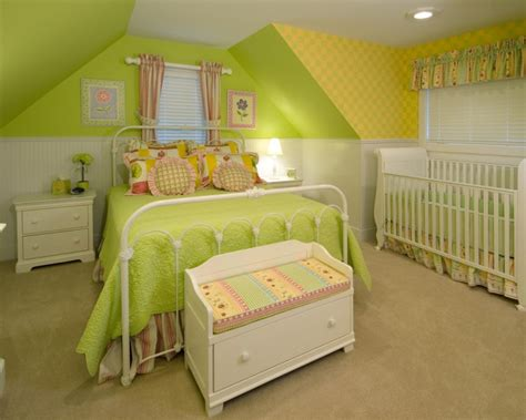 green and yellow bedroom 20 green kids bedroom designs ideas design trends