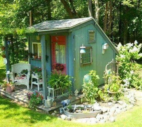 17 charming she shed ideas and inspiration cute she shed 17 best images about garden potting shed and porches on