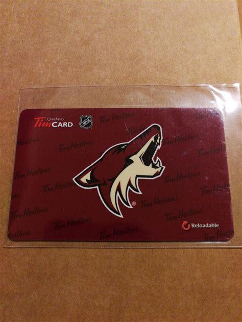 Tim Horton Gift Card - tim hortons gift card phoenix arizona rare 2012 cad 20 99 picclick ca